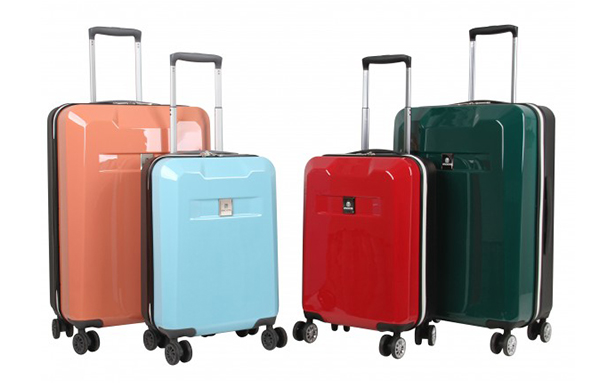 ABS+PC 2 Piece Luggage Set