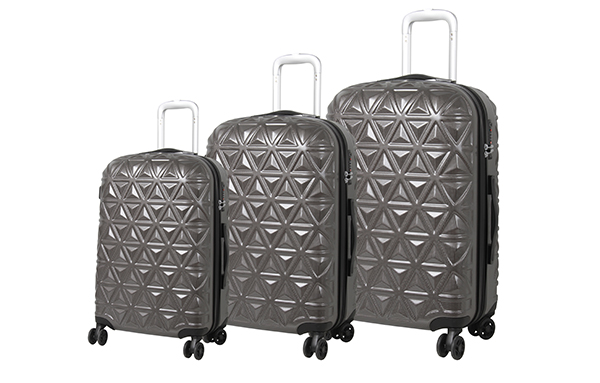 Ultra Strong 8 Wheel Luggage Set
