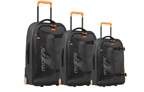 Updated Casual Luggage Set