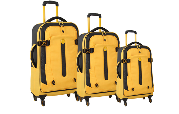 Bright Colour Luggage Sets
