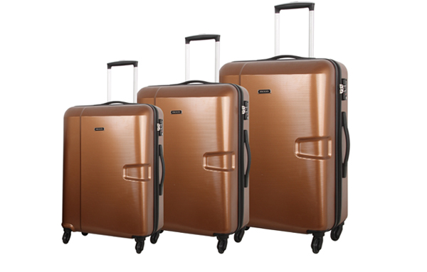 ABS+PC 3 Piece Set Trolley Case